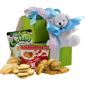 Gluten Free Palace It's A Boy! Small Gluten Free Gift Tower