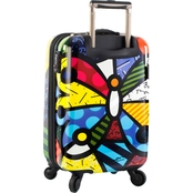 Heys Britto Butterfly 21 in. Spinner