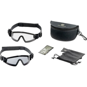 Revision Exoshield Extreme Low-Profile Eyewear System with Full Strap