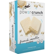 Power Crunch Protein Energy Bars 5 Pk.