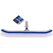 Clorox Deluxe 18 in. Metal Brush