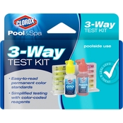Clorox 3 Way Test Kit