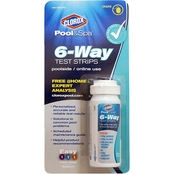 Clorox 6 Way Test Strips