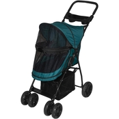 Pet Gear Happy Trails Lite No Zip Pet Stroller