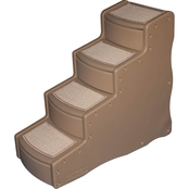 Pet Gear Easy Step IV Pet Stair (Tan)