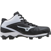 Mizuno Boys Youth Franchise 8 Mid Cleats