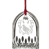 Waterford 12 Days of Christmas 1st Edition Partridge in a Pear Tree Ornament