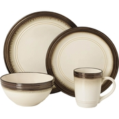 Mikasa Bailey 16 pc. Dinnerware Set