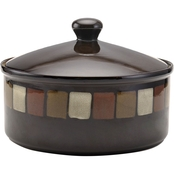 Pfaltzgraff Everyday Taos Covered Casserole with Lid