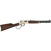 Henry Big Boy 357 Mag 16.5 in. Barrel 7 Rnd Rifle Brass