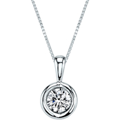 Sirena 14K Gold Diamond Accent Pendant