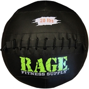RAGE Fitness 20 Lb. RAGE 14 In. Medicine Ball