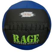 RAGE Fitness 14 Lb. RAGE 14 In. Medicine Ball