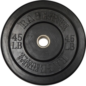 RAGE Fitness 45 Lb. RAGE Olympic Bumper