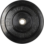 RAGE Fitness 25 Lb. RAGE Olympic Bumper