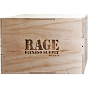 RAGE Fitness 20/24/30 In. RAGE Plyo Cube
