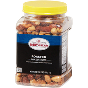 North Star Deluxe Mixed Nuts 4.5 oz.