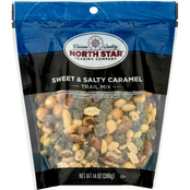North Star Trading Company Caramel Sweet and Salty Mix 14 oz.