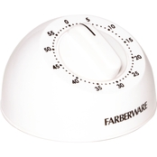 Farberware Protek Mechanical Timer with Flat Base