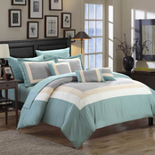 Chic Home Danny 10 pc. Bed in a Bag Set