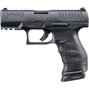 Walther PPQ M2 9mm 4 in. Barrel 10 Rnd 2 Mag Pistol Black