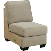 Ashley Alenya Armless Chair for Sectional