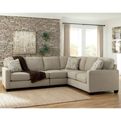 Signature Design by Ashley Alenya 3 pc. Sectional