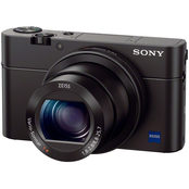 Sony Pro Compact Cybershot 20MP Digital Camera