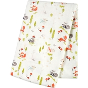 Trend Lab Winter Woods Flannel Swaddle Blanket