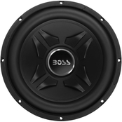 Boss Audio 10 in. Chaos EXX 1Voice Subwoofer