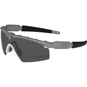 23bb32316ef6c Oakley SI Ballistic M Frame 2.0 Strike IP Grey Grey Sunglasses