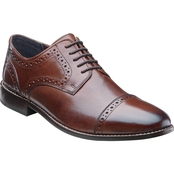 Nunn Bush Men's Norcross Cap Toe Oxford Shoes