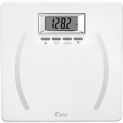 Conair Weight Watchers Plastic Body Analysis Scale