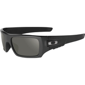 Oakley SI Ballistic Det Cord O Matter Rectangle Plutonite ANSI Rated Sunglasses