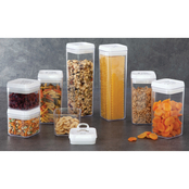 Simply Perfect 8 Pc. Air Tight Canister Set