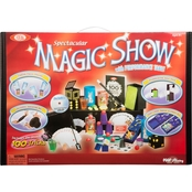 Ideal 100 Trick Spectacular Magic Show Suitcase