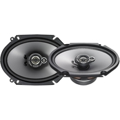 Clarion Custom Fit Multiaxial 3 Way Speakers
