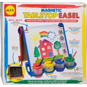 Alex Toys Artist Studio Magnetic Tabletop Wood Easel