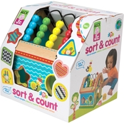 ALEX Jr. Sort and Count