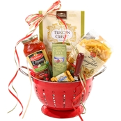 Alder Creek Italian Pasta Dinner Gift Basket