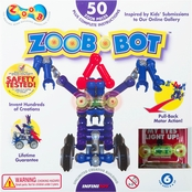ZOOB Bot 50 Pc. Modeling System