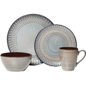 Mikasa Gourmet Basics Broadway 16 pc. Dinnerware Set