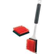 Char-Broil Advanced Cool Clean Technology Deluxe Nylon Brush
