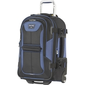 Travelpro T-Pro Bold 2 22-In. Expandable Rollaboard, Blue