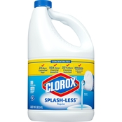 Clorox Concentrated Splash-Less Liquid Bleach, Regular
