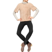 Hue Plus Size Ponte Leggings