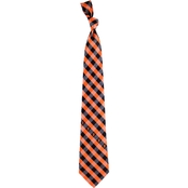 Eagles Wings MLB San Francisco Giants Woven Checkered Tie