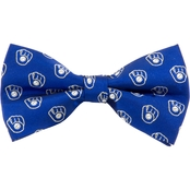 Eagles Wings MLB Milwaukee Brewers Bow Tie