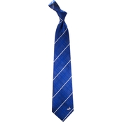 Eagles Wings MLB Los Angeles Dodgers Oxford Woven Silk Tie