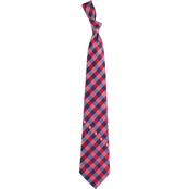 Eagles Wings MLB St. Louis Cardinals Woven Check Tie